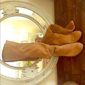 Sam Edelman suede high boots